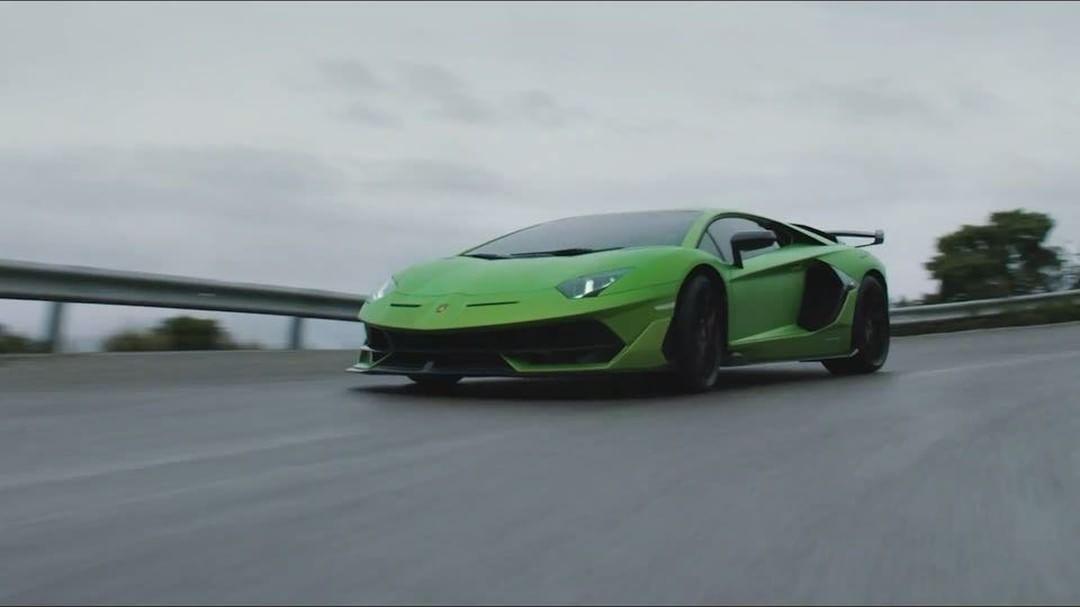 UNA JOYA Lamborghini Diamante Concept Car, anticipando