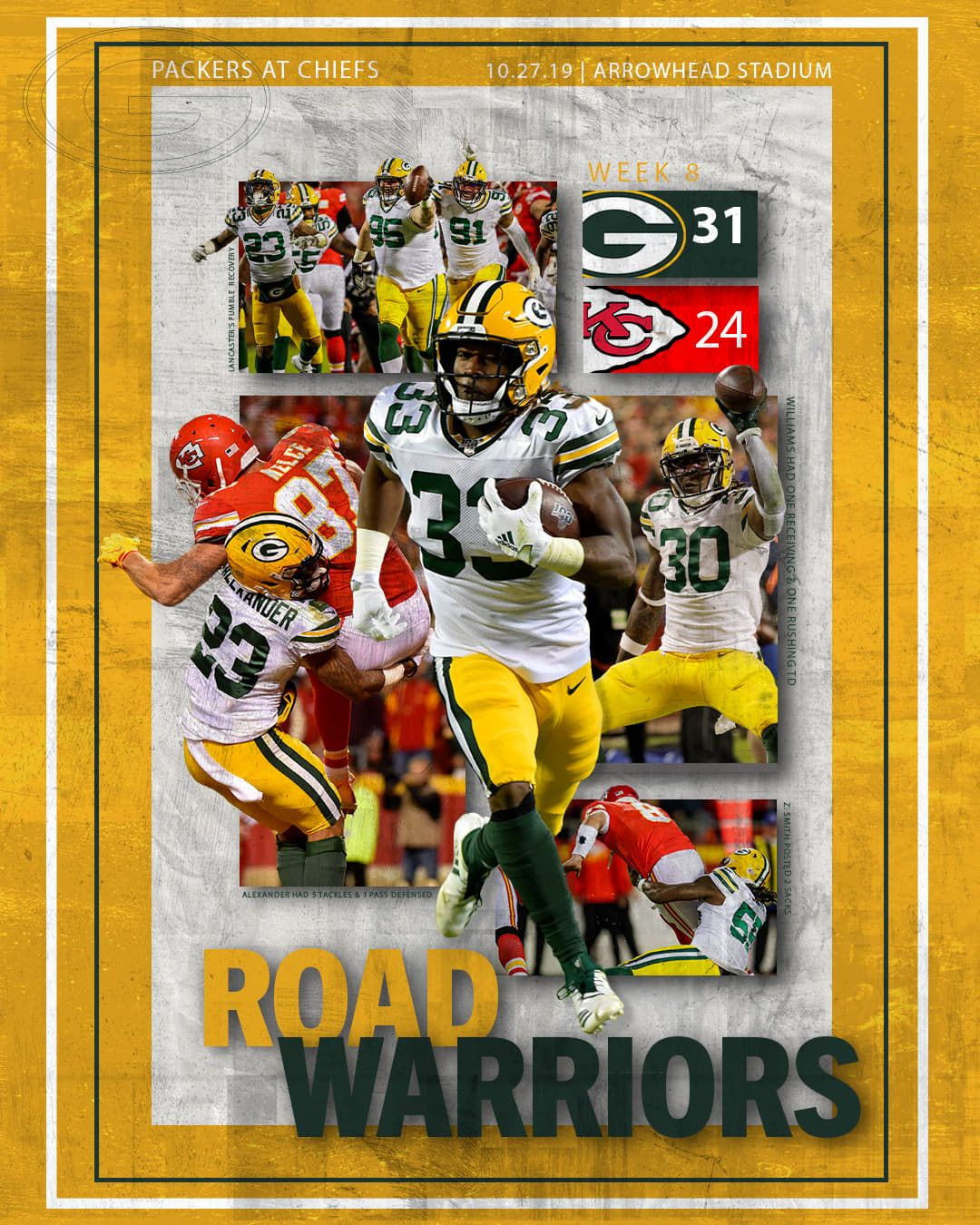 Green Bay Packers Mobile