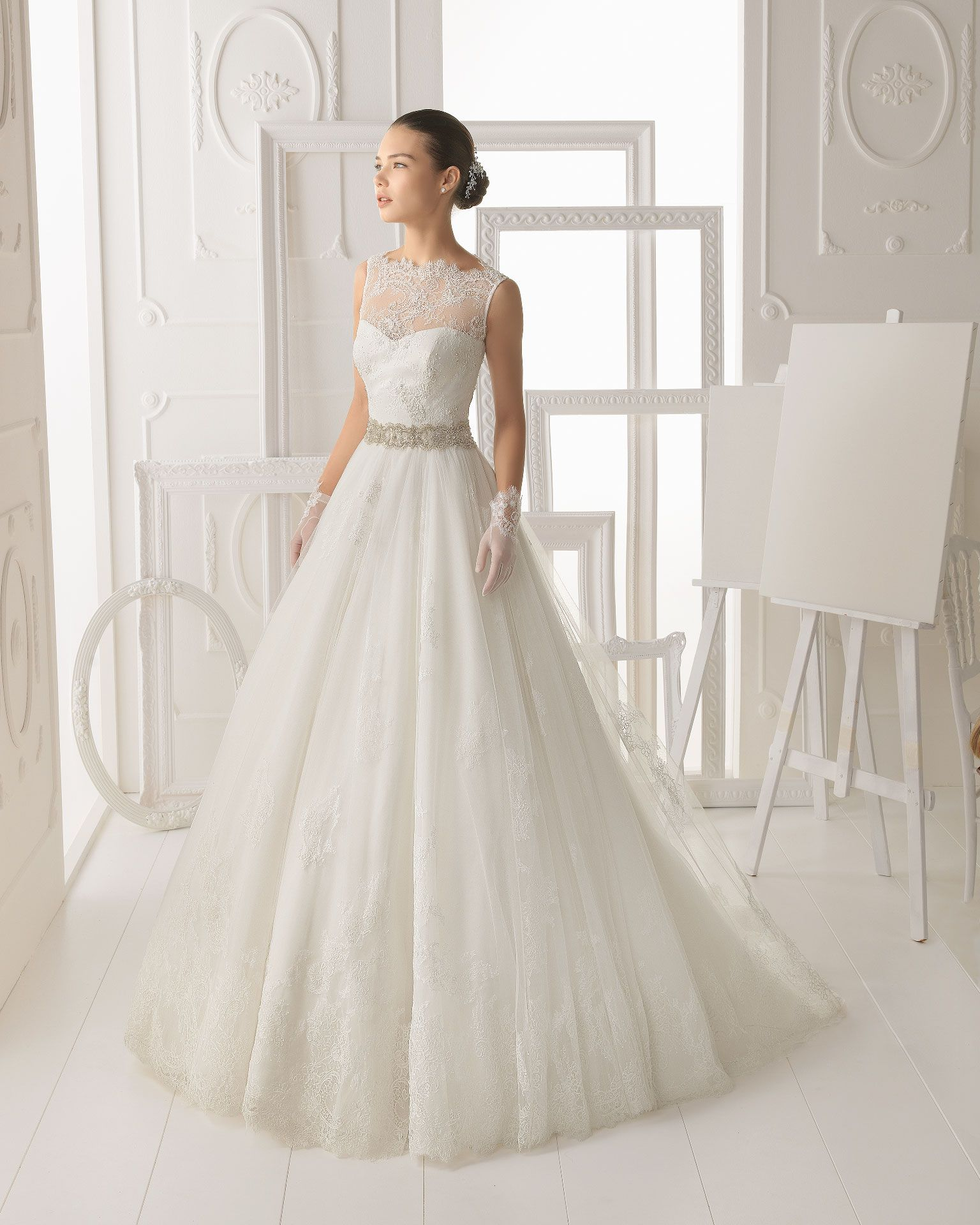 17 Best images about Wedding Dresses on Pinterest | Spring, Beaded ...