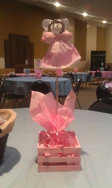 Baptism centerpieces anglezj great party ideas