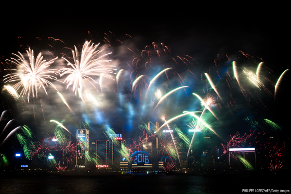 Hong Kong rings in the New Year w/ festive fireworks! Don't miss Fox News' celebration tonight, 9p ET. #FoxNews2016 Embedded image permalink
