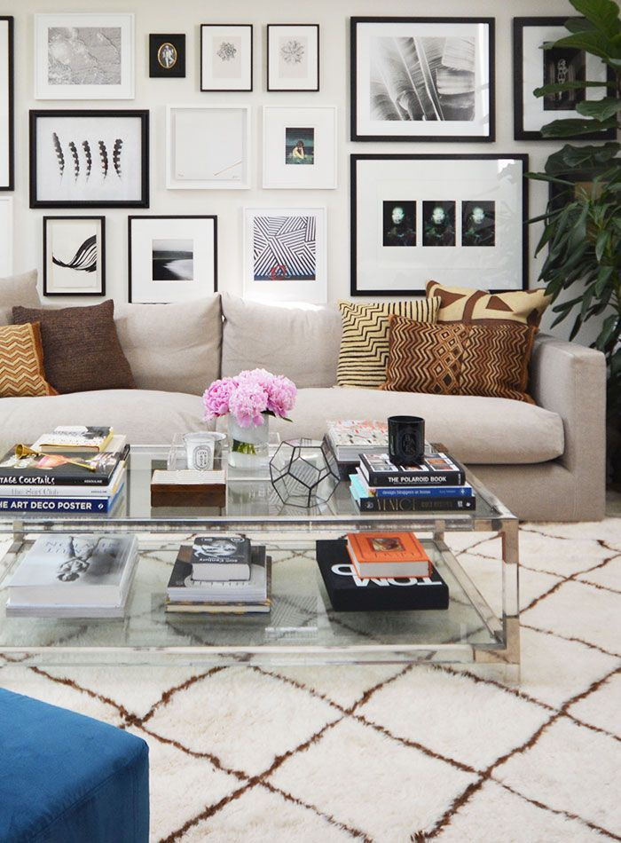 How To Get Your Home Ready For Fall The Everygirl Interior Home Decor Eclectic Living Room