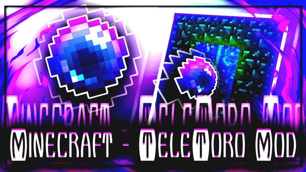 TeleToro Mod Minecraft Mods Recently A Pack Of Miners - Minecraft teleport player to dimension