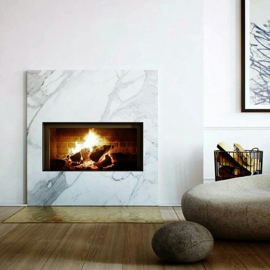 White Marble Fireplace Marble Fireplace Surround Fireplace