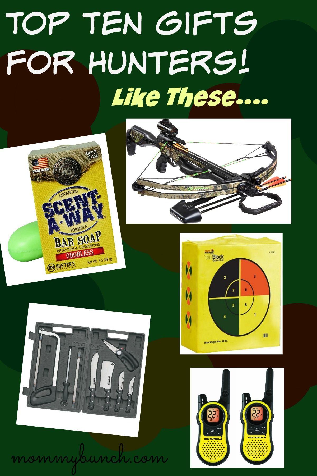 Top 10 hunting christmas gifts