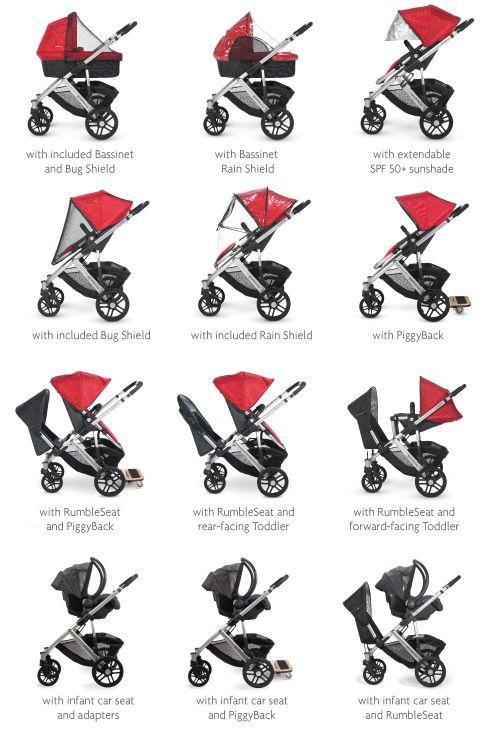 37+ Vista double stroller 2019 configurations ideas in 2021