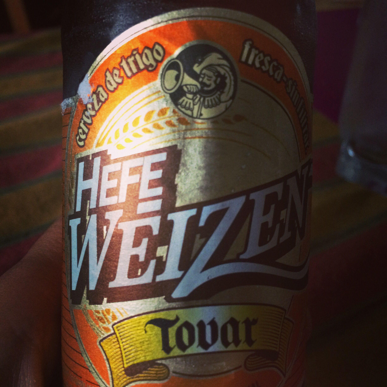 Hefe-Weizen, #Venezuela