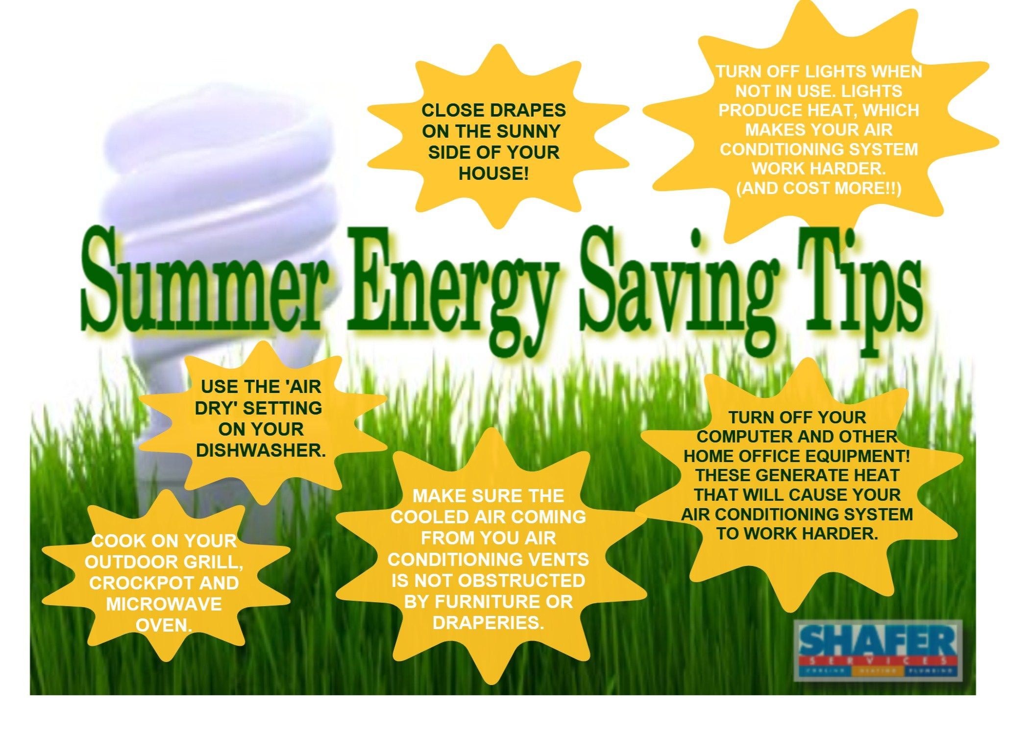 Here Are A Few Ways You Can Save On Your Air Conditioning Bill