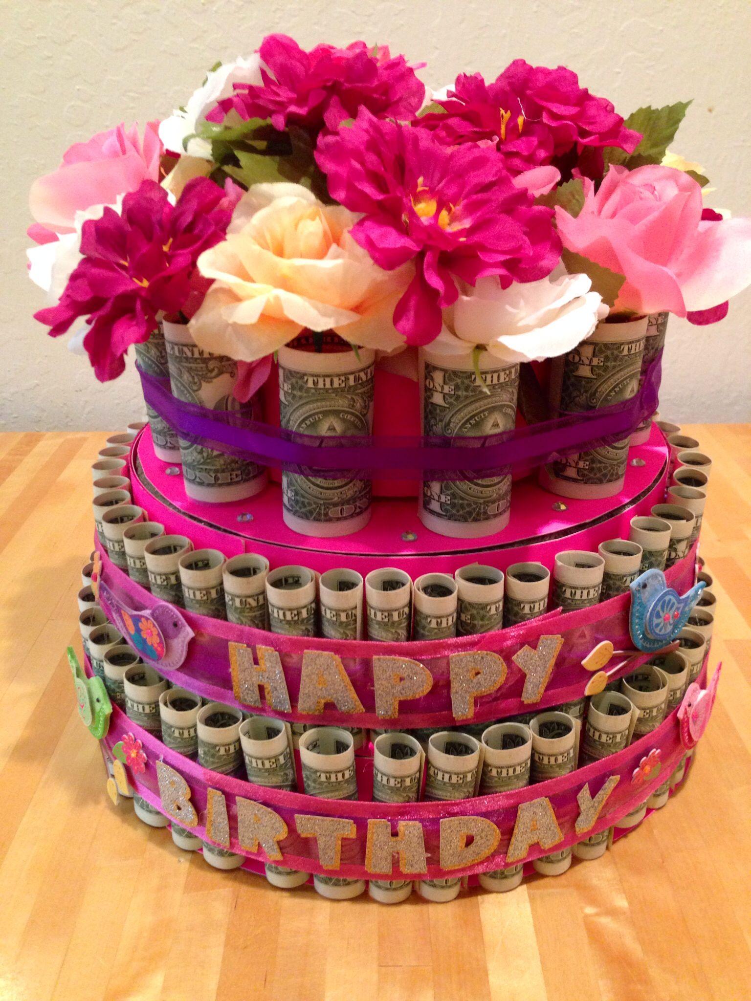 Dollar Bill Cake | Dollar Bill Cake | Money birthday cake ... - photo#38