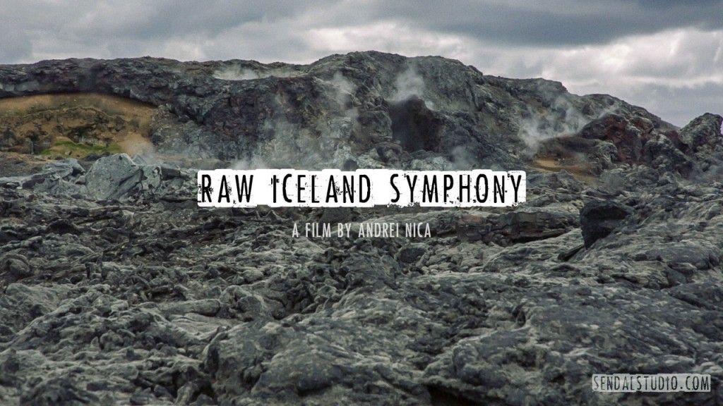 Raw Iceland Symphony