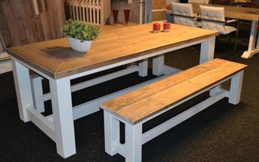 Steigerhouten Tafel Maken : Tuinmeubelen maken steigerhout meubels eettafel
