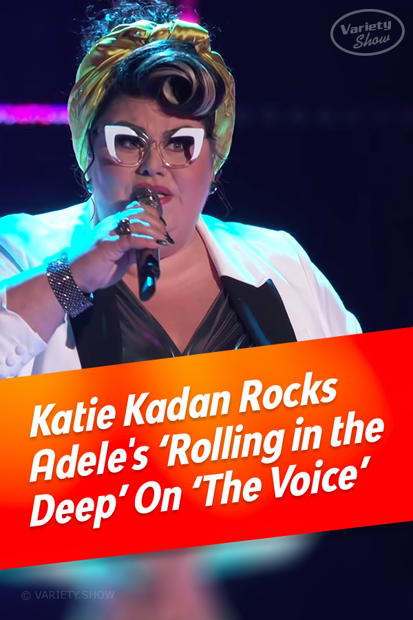 Adele The Voice : adele, voice, Katie, Kadan, Rocks, Adele's, 'Rolling, Deep', Voice', Singing, Videos,, Music, Performance,, Voice