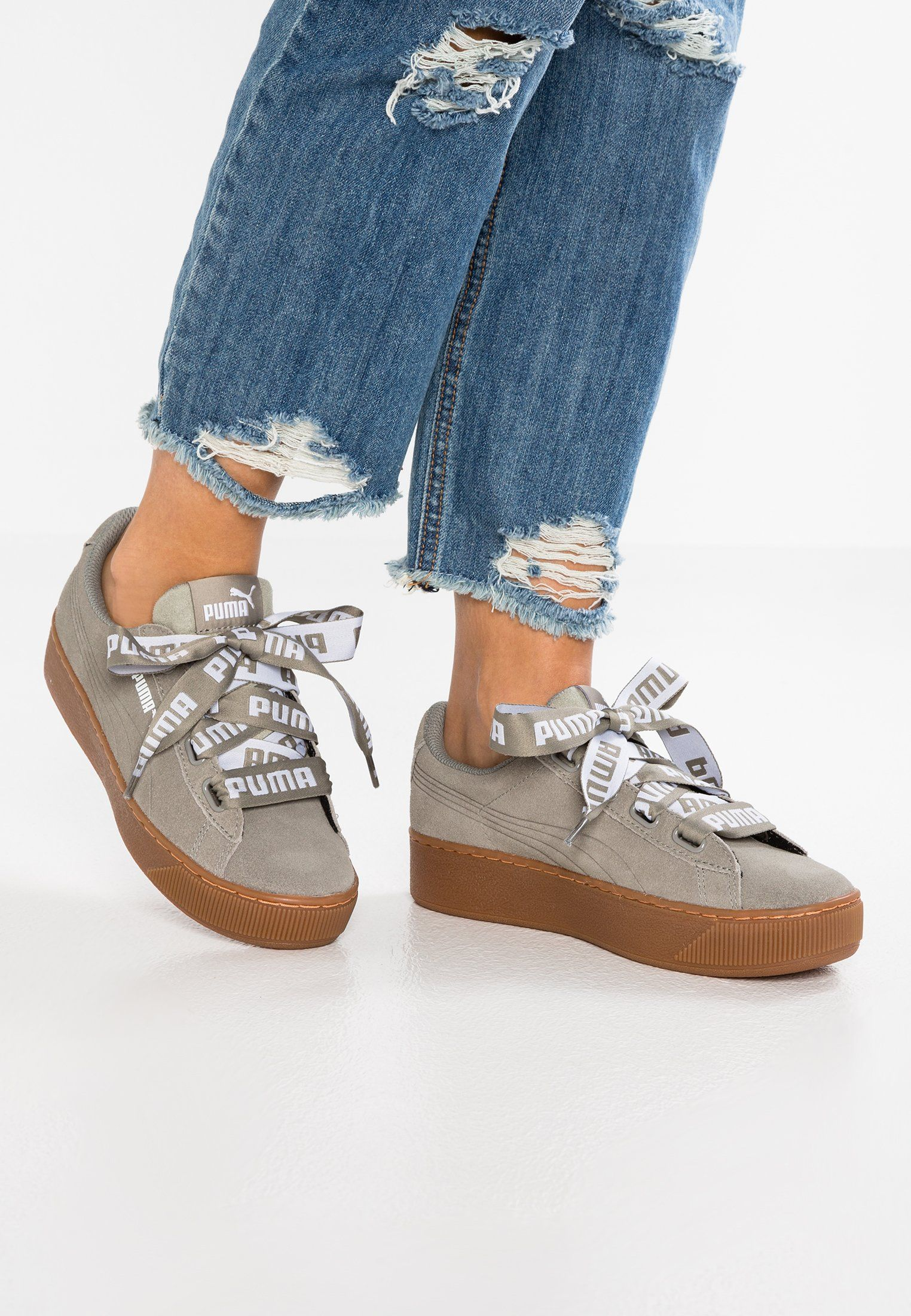 VIKKY PLATFORM RIBBON BOLD Sneaker low rock ridge
