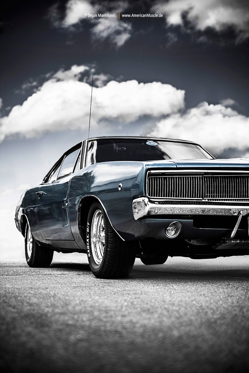 68 by AmericanMuscle on DeviantArt | Everything Cars | Pinterest ...