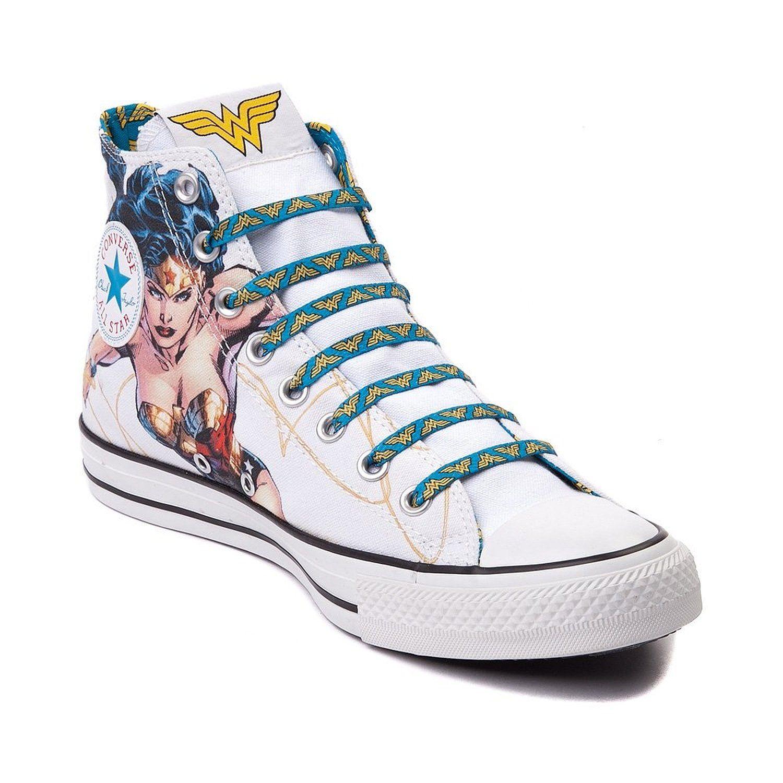 57b570c3fdc0 Converse All Star Hi Wonder Woman Sneaker DC Comics