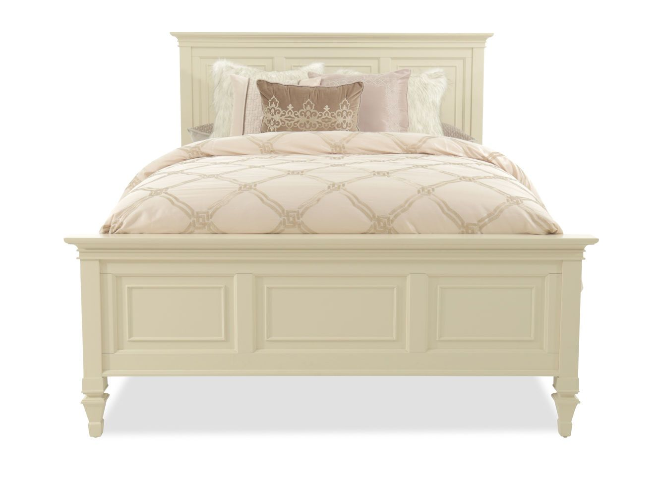 Best Magnussen Home Ashby Bed Mathis Brothers Furniture Bed 640 x 480