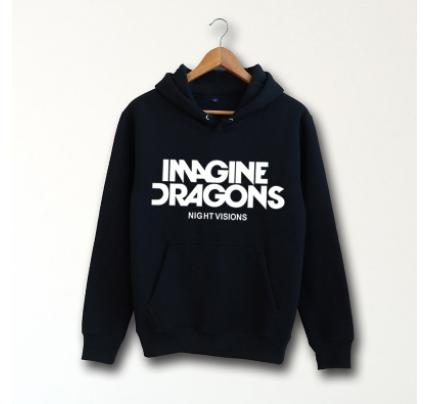 dd643b7b7b828 Imagine Dragons Logo Pullover Hoodie | Hoodies in 2019 | Imagine ...