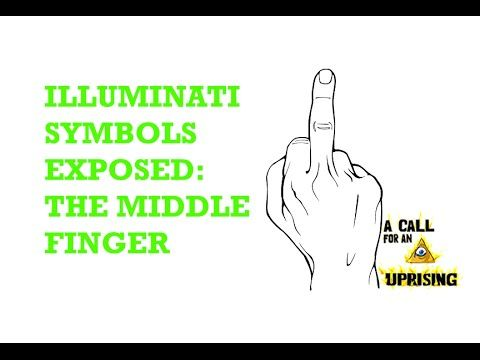 Illuminati Symbols Exposed The Star Pentagram Youtube Occult
