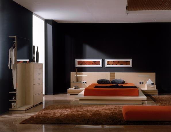 Camas modernas fabrica 4000 juego completo camas for Decoracion alcobas modernas
