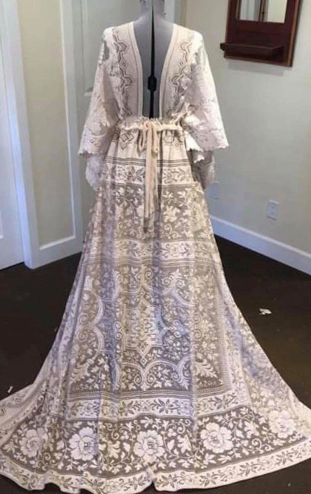 Reclamation Dress Rental Bohemian Maternity Dress Lace Maternity Dress Boho Maternity Dress