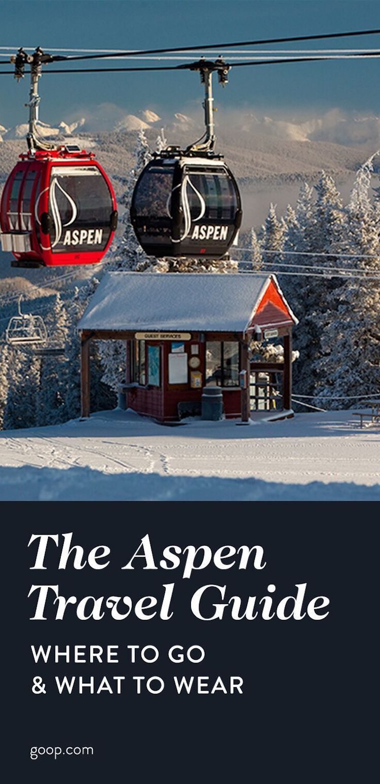 A travel guide to Aspen - and a few cold-weather outfit ideas (think  lots  of cashmere d450a2f64