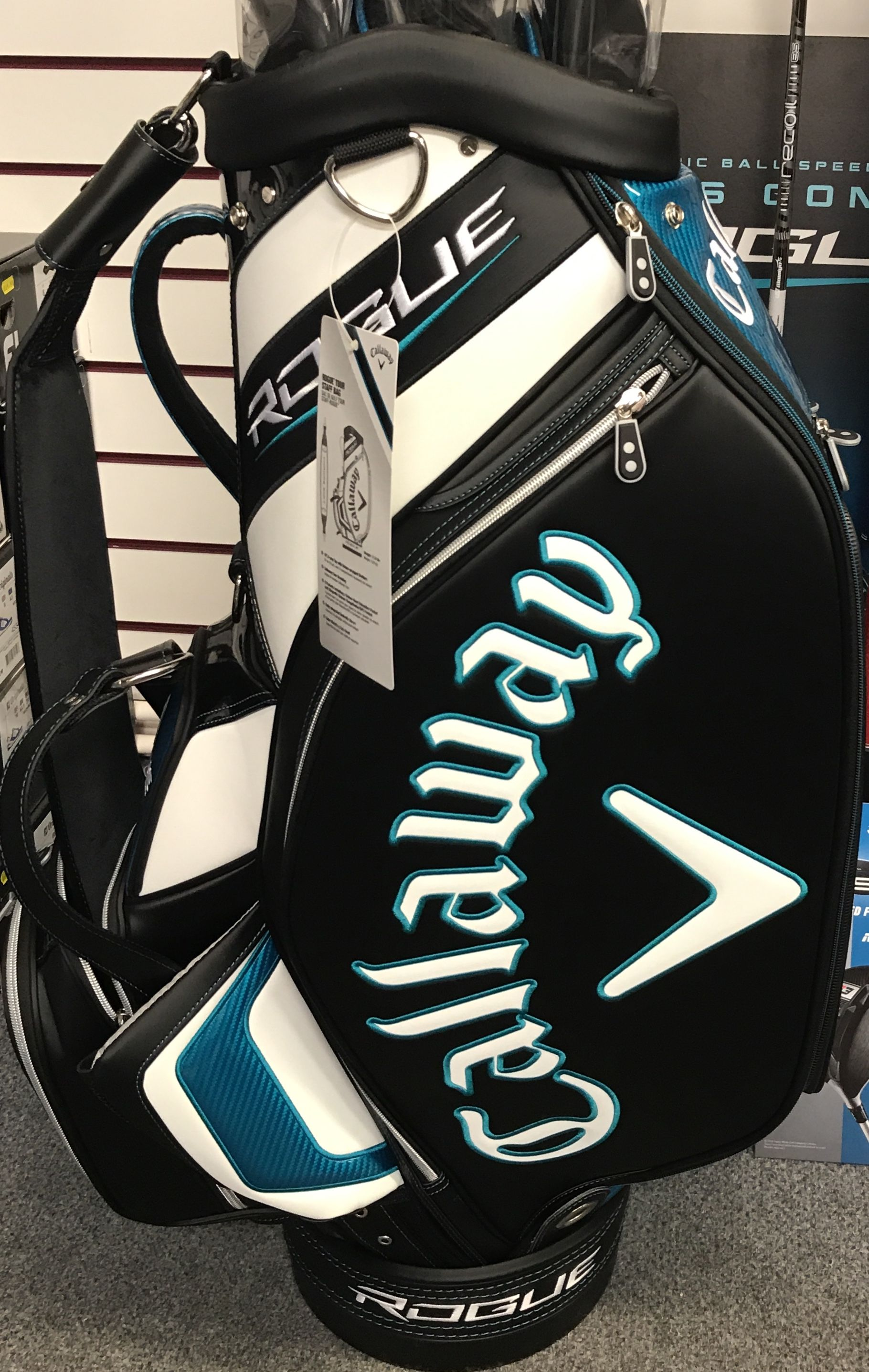 11bc4d9d79b Callaway Rogue Tour Bag | golf | Bags, Louis vuitton twist, Shoulder bag