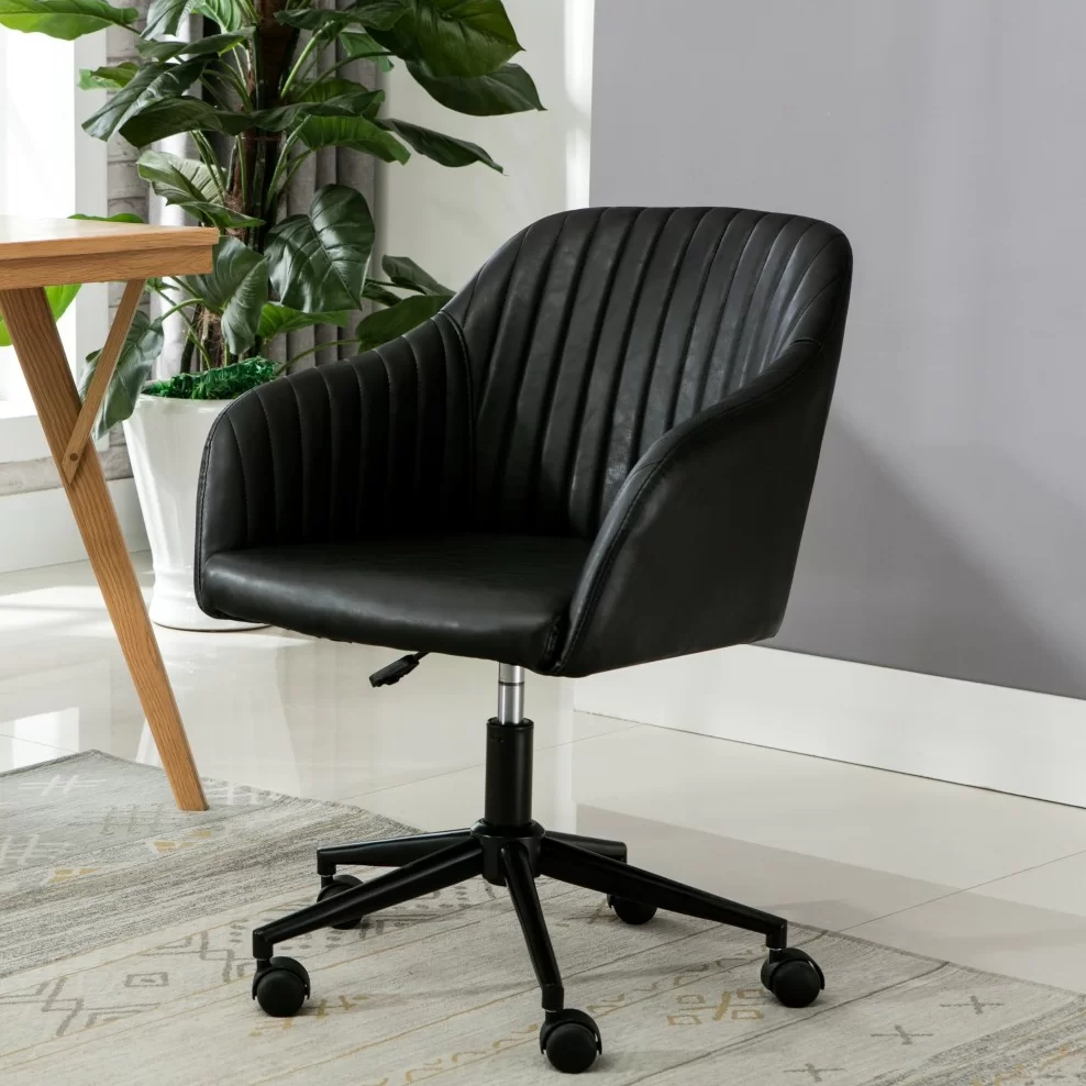 Flannigan Task Chair in 2020 Upholstered office chair