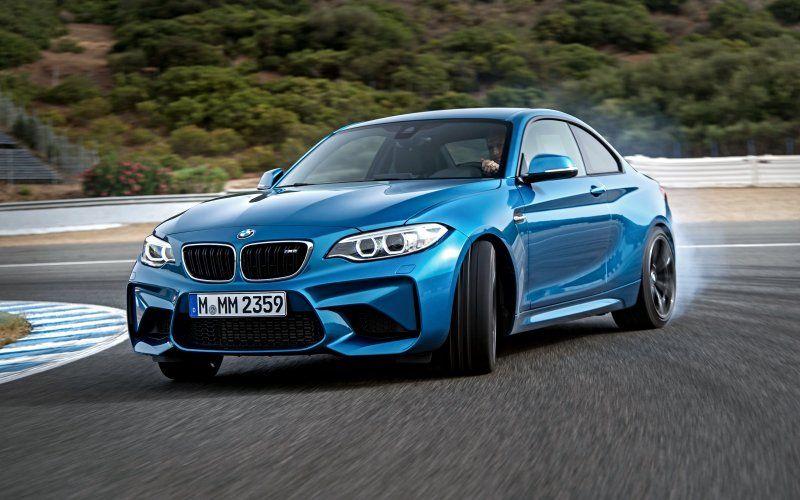 Wallpaper Blue Front Bmw M2 Sedan Bmw Sports Car Best Luxury Sports Car Bmw M2