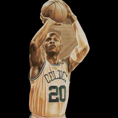 Ray Allen Boston Celtics National Basketball Association Ray Allen