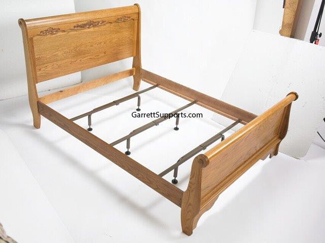 twinfull size wood bed rails