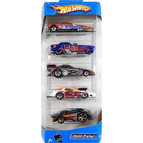 Hot Wheels Blister Pack Wild Cats Hot Wheels Mattel Hot Wheels Blister Pack