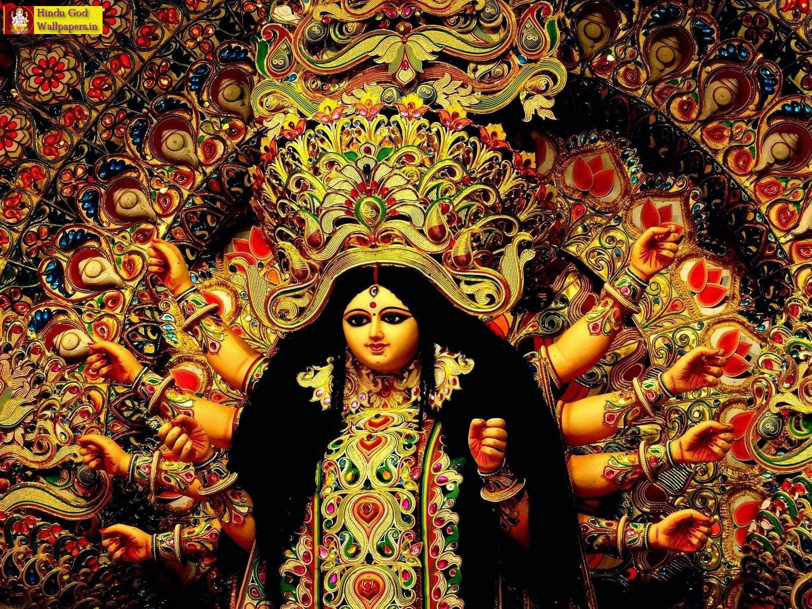 free download unique goddess durga wallpaper, god wallpaper, god
