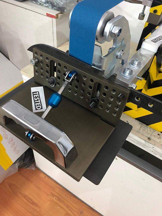 TR Maker Belt Grinder /Adjustable Knife Grinding Jig , Free Express Shipping #flureinrichten