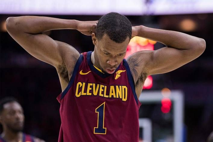 ... first half of an NBA. Should Rodney Hood be kicked off of the Cavaliers  3a07ffc90