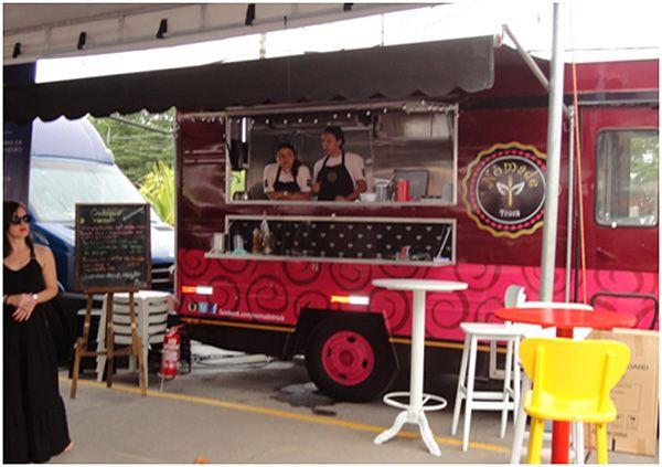food trucks NOMADE - Pesquisa Google