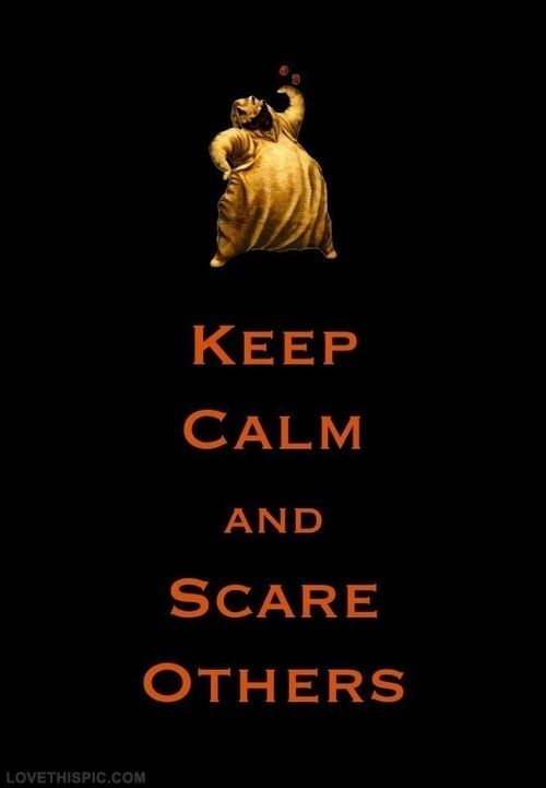 Keep Calm And Scare Others Quotes Quote Keep Calm Halloween Halloween  Pictures Happy Halloween Halloween Ideas Halloween Quotes Scare Halloween  Quote