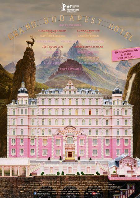 Grand Budapest Hotel Besetzung