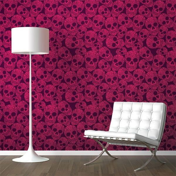 Wall Decor: 25 Fabulous Wallpaper Designs