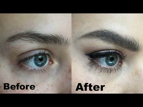 Brow Routine 2016 | Jessica Clements - YouTube | Makeup | Jessica