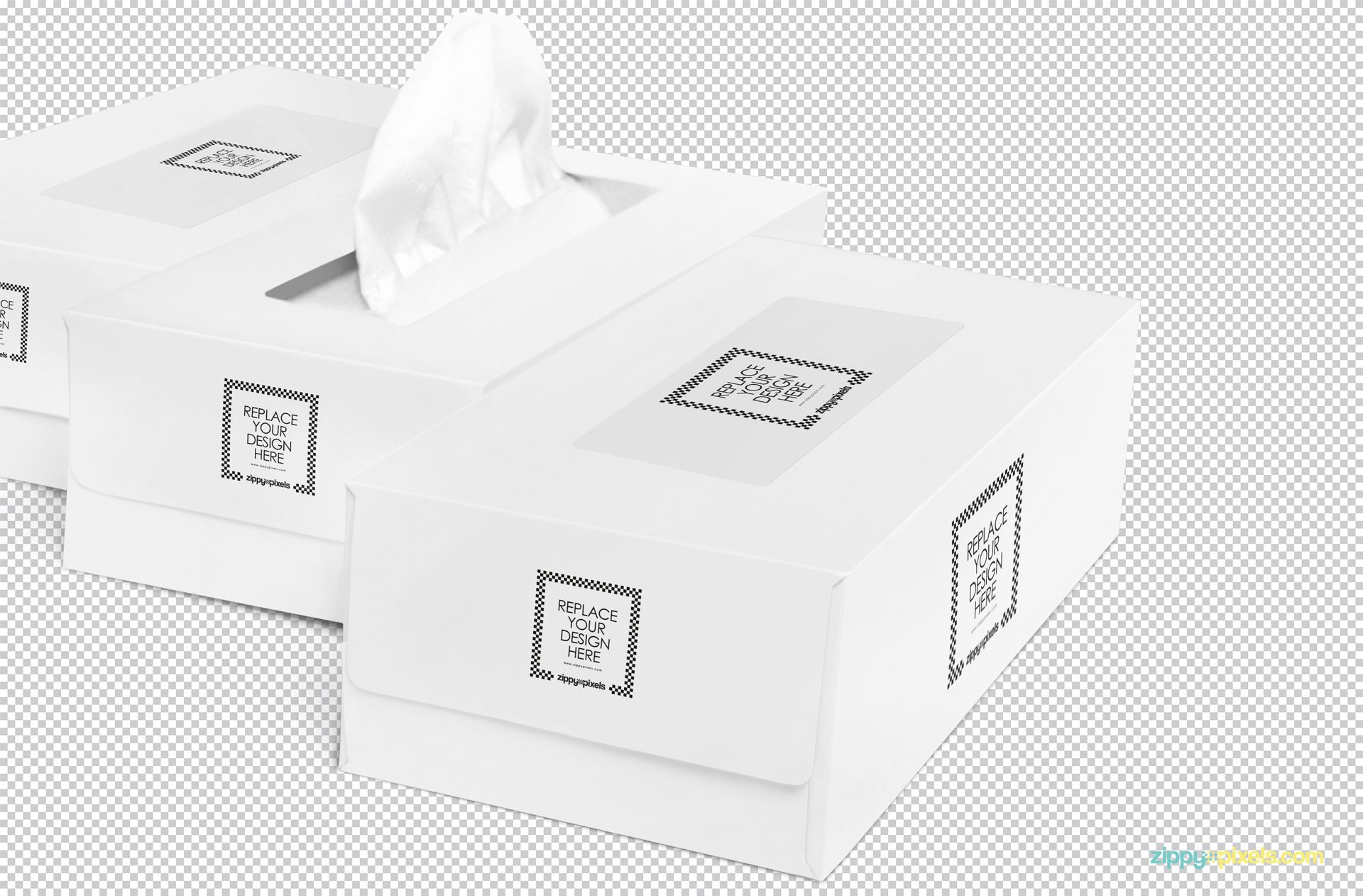 Download Free Luxury Tissue Box Mockup Zippypixels Box Mockup Mockup Free Download Free Mockup