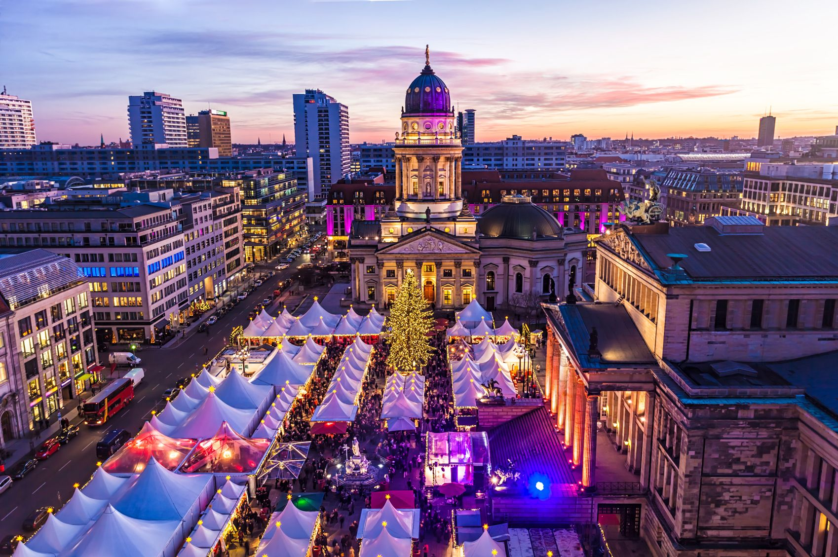 Our Favourite European Destinations For Every Season Real Word Berlin Christmas Market European Destination Christmas Market
