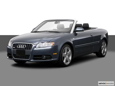 2009 Audi A4 Convertible Prices Reviews
