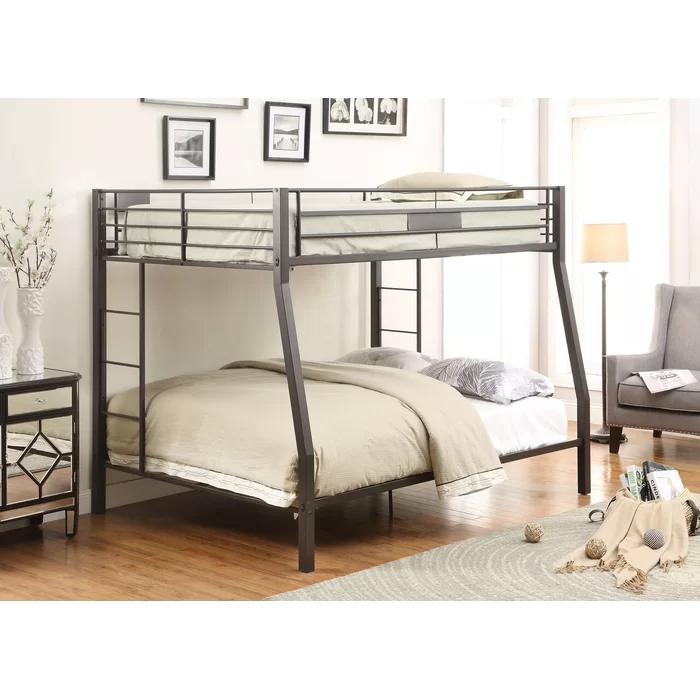 Edelman Bunk Bed in 2020 Queen bunk beds, Bunk beds