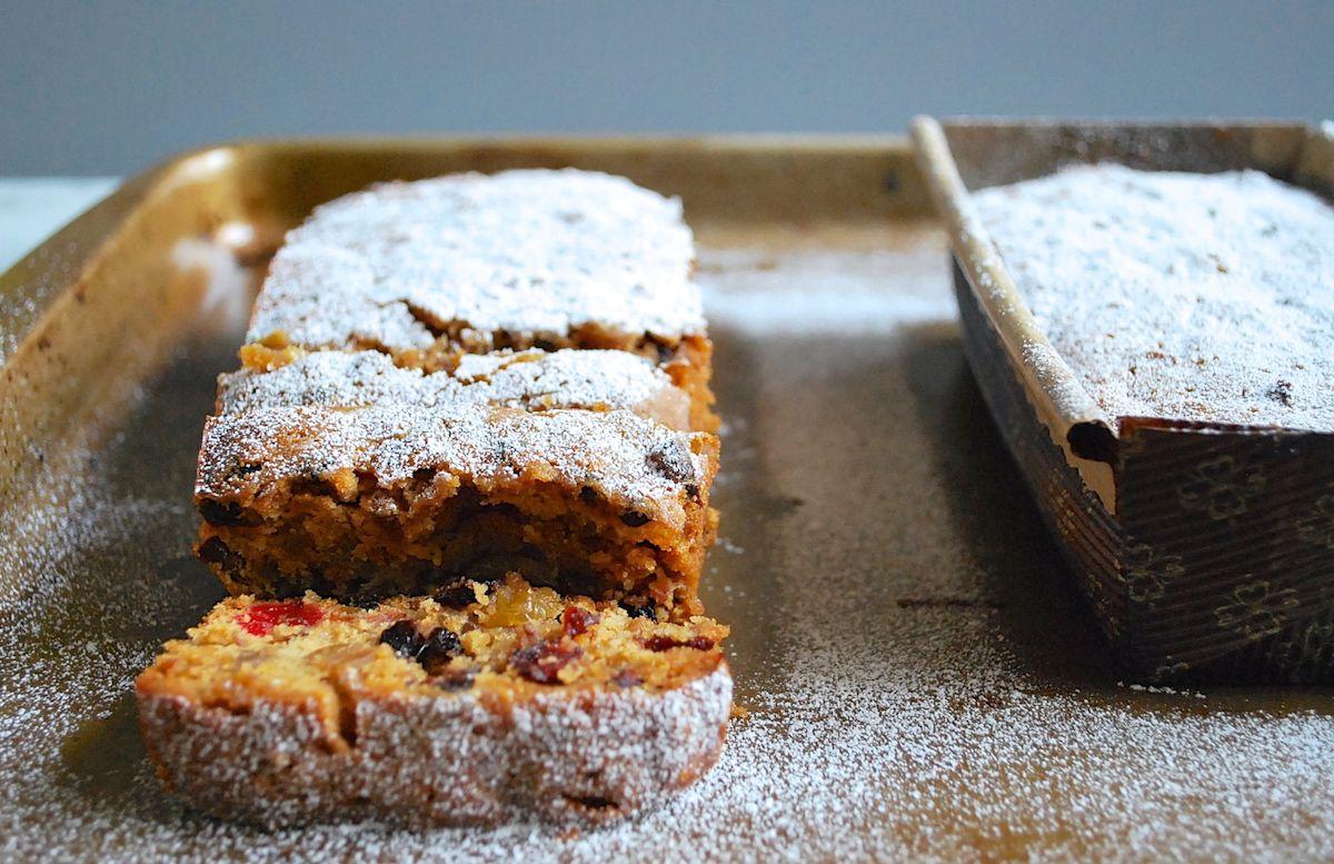 Favorite fruitcake fruit cake christmas cooking king