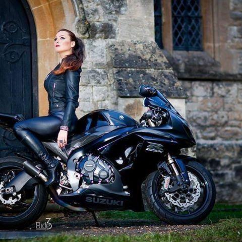 Motorrad single frauen