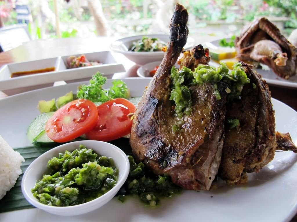 Pin by Nana Halim on Chicken or Duck Exotic food