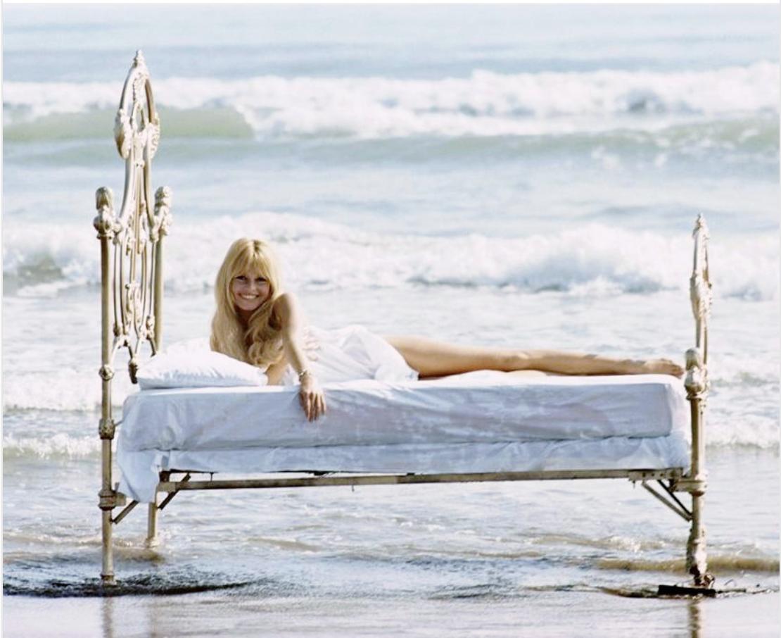 Bardot At St Tropez 1965 Photo By Jicky Dussart Brigitte Bardot Brigitte Claudia Schiffer