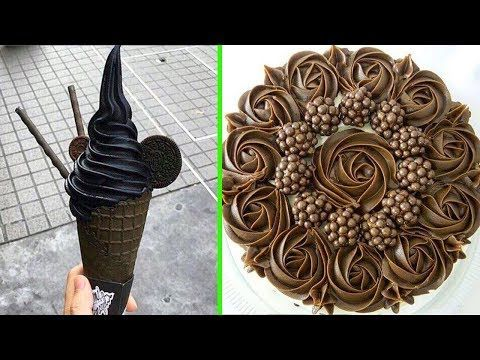 How To Make Chocolate Cake Videos! Amazing Cakes Decorating Ideas - Most Satisfying Cake Decorating & How To Make Chocolate Cake Videos! Amazing Cakes Decorating Ideas ...