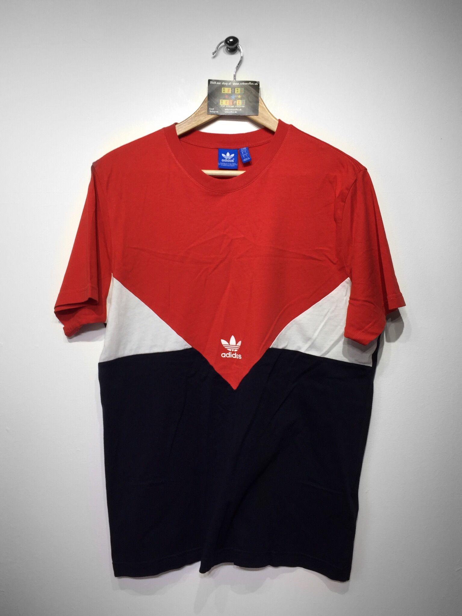old school adidas shirt
