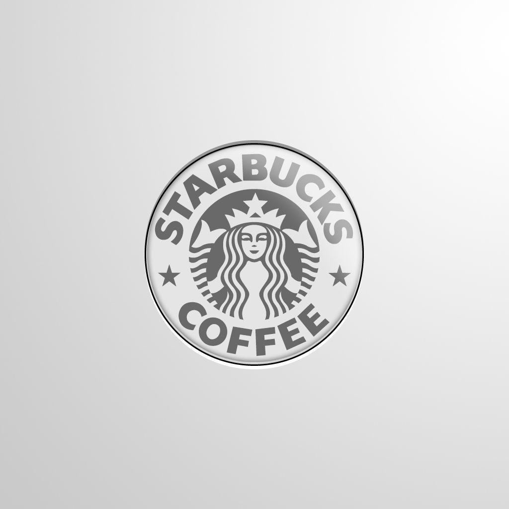 Coffee Starbucks iPad Wallpaper Starbucks logo